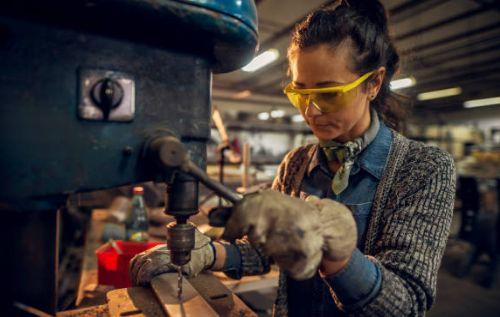 Hay que prevenir los Riesgos potenciales gafas de seguridad