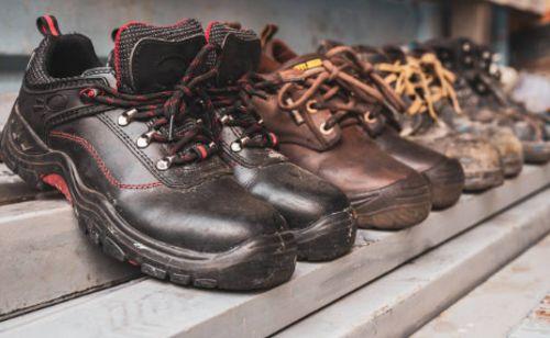 Criterios para elegir calzados de seguridad